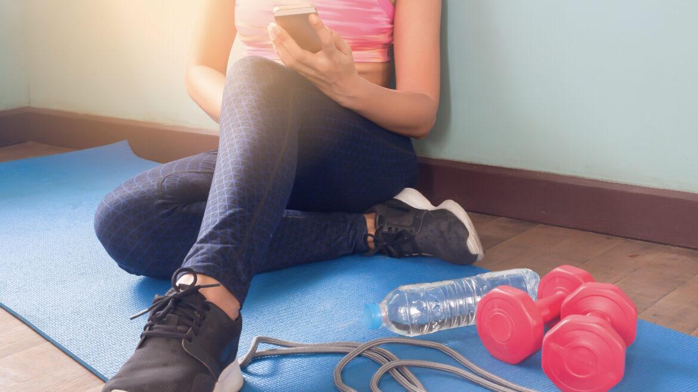 Exercícios físicos em casa: é preciso movimentar o corpo!