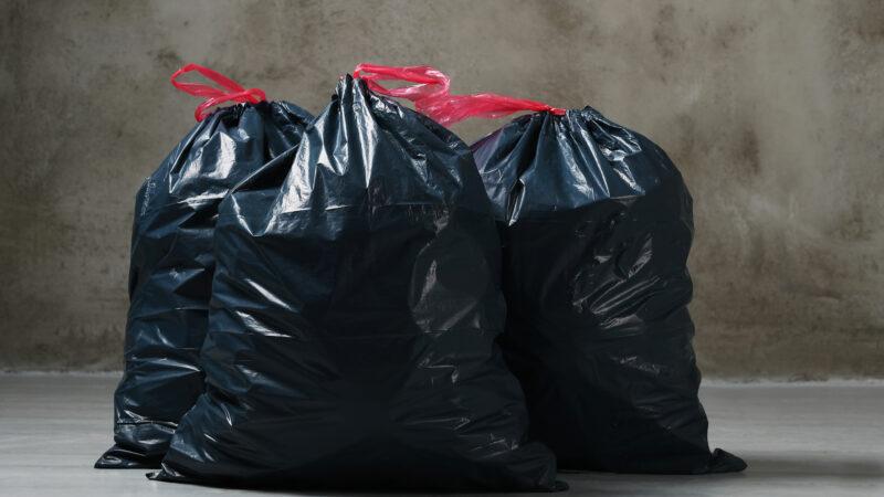 lixo condomínio
